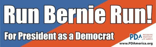 Run Bernie